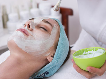 Beauty Box Services Facials